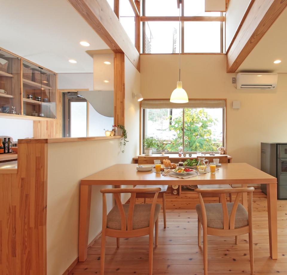 兵庫県西脇市の注文住宅・リフォーム | アムスホーム 株式会社朝田木材