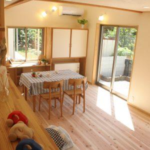 兵庫県小野市の木の家・注文住宅