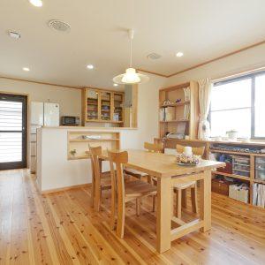 兵庫県加東市の木の家・注文住宅