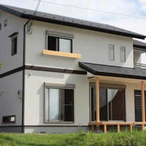 兵庫県多可町の木の家・注文住宅
